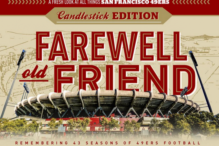 San Francisco 49ers Infographic Captures Candlestick Park's Glorious History