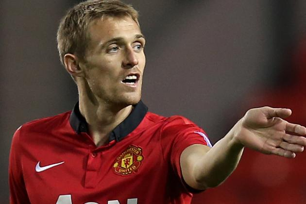 Will Darren Fletcher's Manchester United Return Alter January Shopping List?