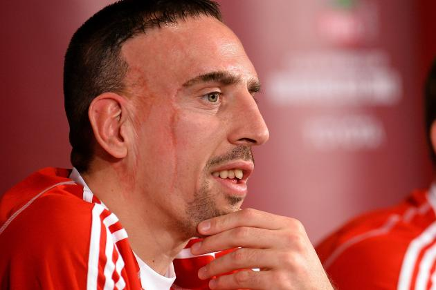 Franck Ribery Hints at Move to MLS Once 'Real' Career at Bayern Munich Ends
