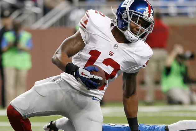 Jerrel Jernigan Fends off Injury, Stomach Bug to Lead Giants Offense