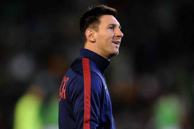 Lionel Messi Told to Join Manchester City by Yaya Toure and Sergio Aguero