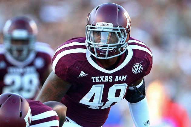 Updates on Texas A&M LB Darian Claiborne's Arrest and Suspension