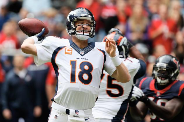 2013 Fantasy Football Quarterback Rankings: NFL Week 17