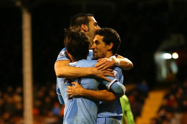 Manchester City V Fulham: Game Recap