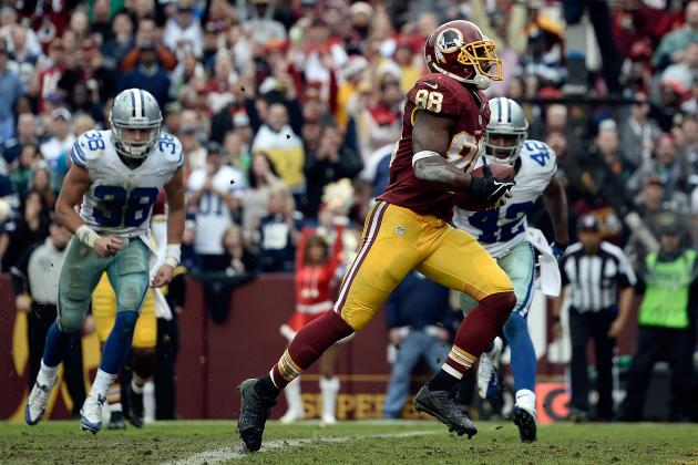 5 Takeaways from Pierre Garcon's Explosive Week 16 Performance
