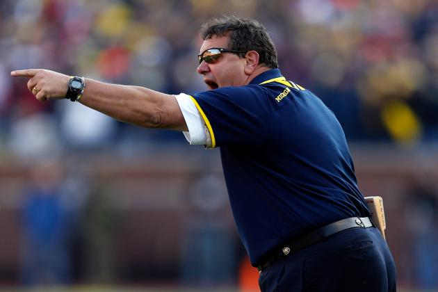Ticker: Chris Spielman Lays Blame at Feet of Michigan Football Staff