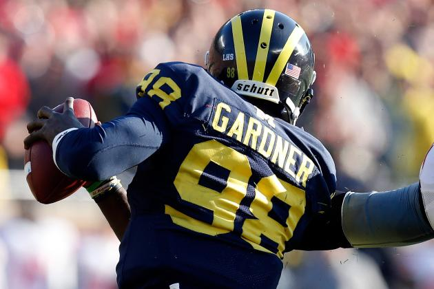 Season report card: Michigan