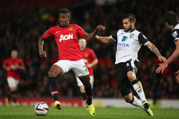 Manchester United: David Moyes Needs to End Wilfried Zaha's Exile