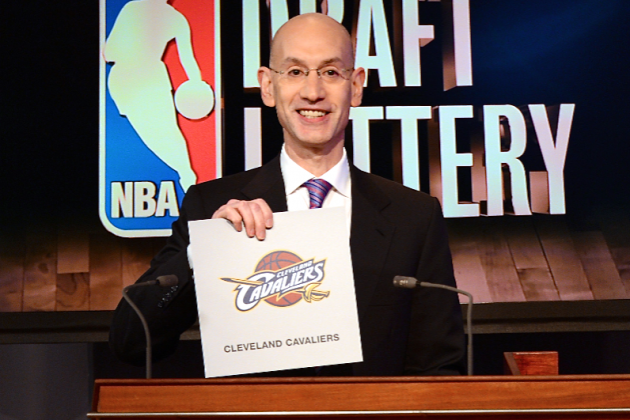 NBA Reportedly Considering Eliminating Draft Lottery in Favor of Wheel System