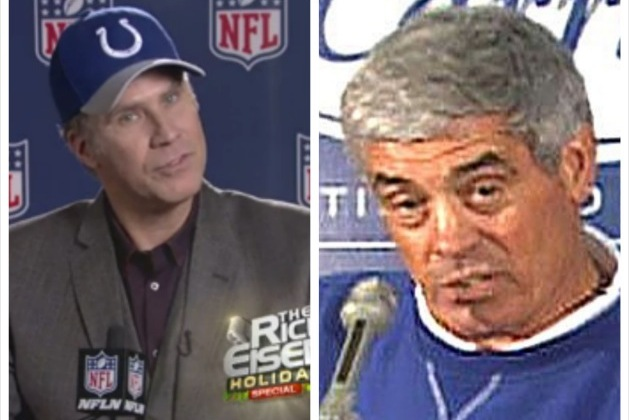 Will Ferrell Re-Enacts Jim Mora's Famous 'Playoffs' Speech
