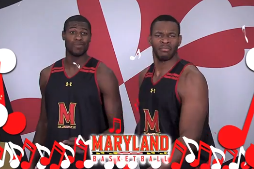 Maryland Basketball Sings