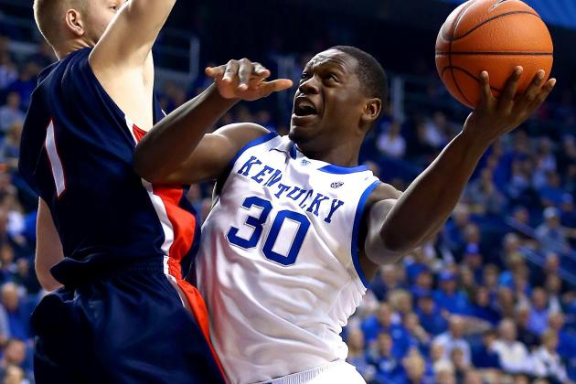 Julius Randle's Huge Game vs. Belmont Keeps His Name Amongst Top-5 Prospects