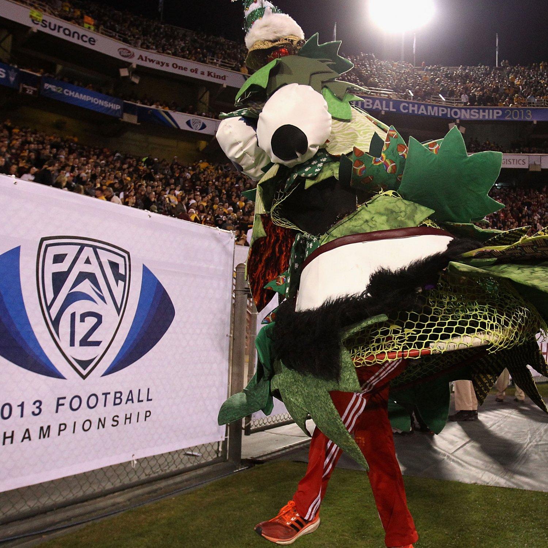 Stanford Football Mascot