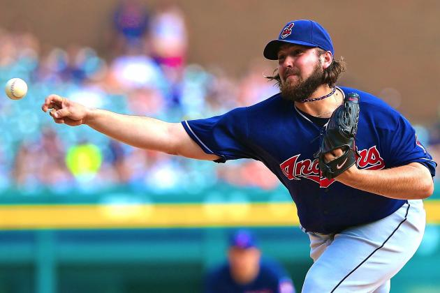 Updates on Chris Perez and Dodgers Reportedly Agreeing to 1-Year Contract