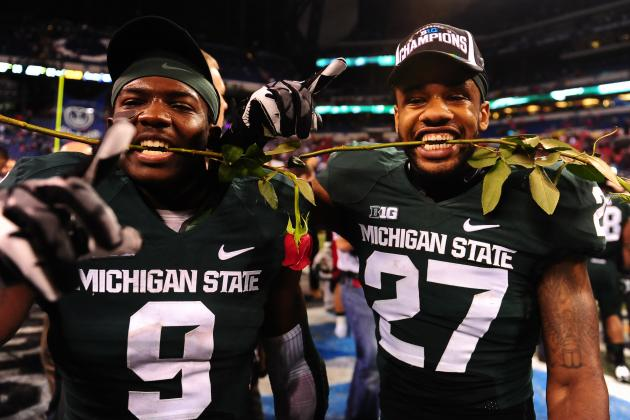 Spartans Say Program's Future Is Bright: 'Michigan State Is Here to Stay'