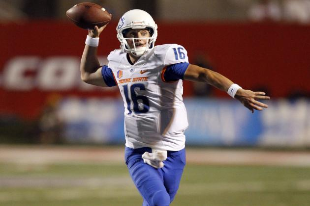 Boise State Football: Broncos Will Be Fine Without Joe Southwick in Hawaii Bowl