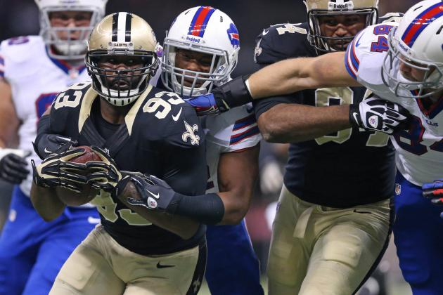 Saints' Opportunistic Defense Not Forcing Turnovers During Late-Season Collapse