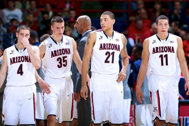 AP College Basketball Poll 2013: Complete Week 8 Rankings Released