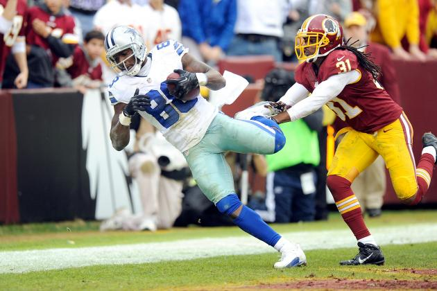 2013 Fantasy Football Wide Receiver Rankings: NFL Week 17
