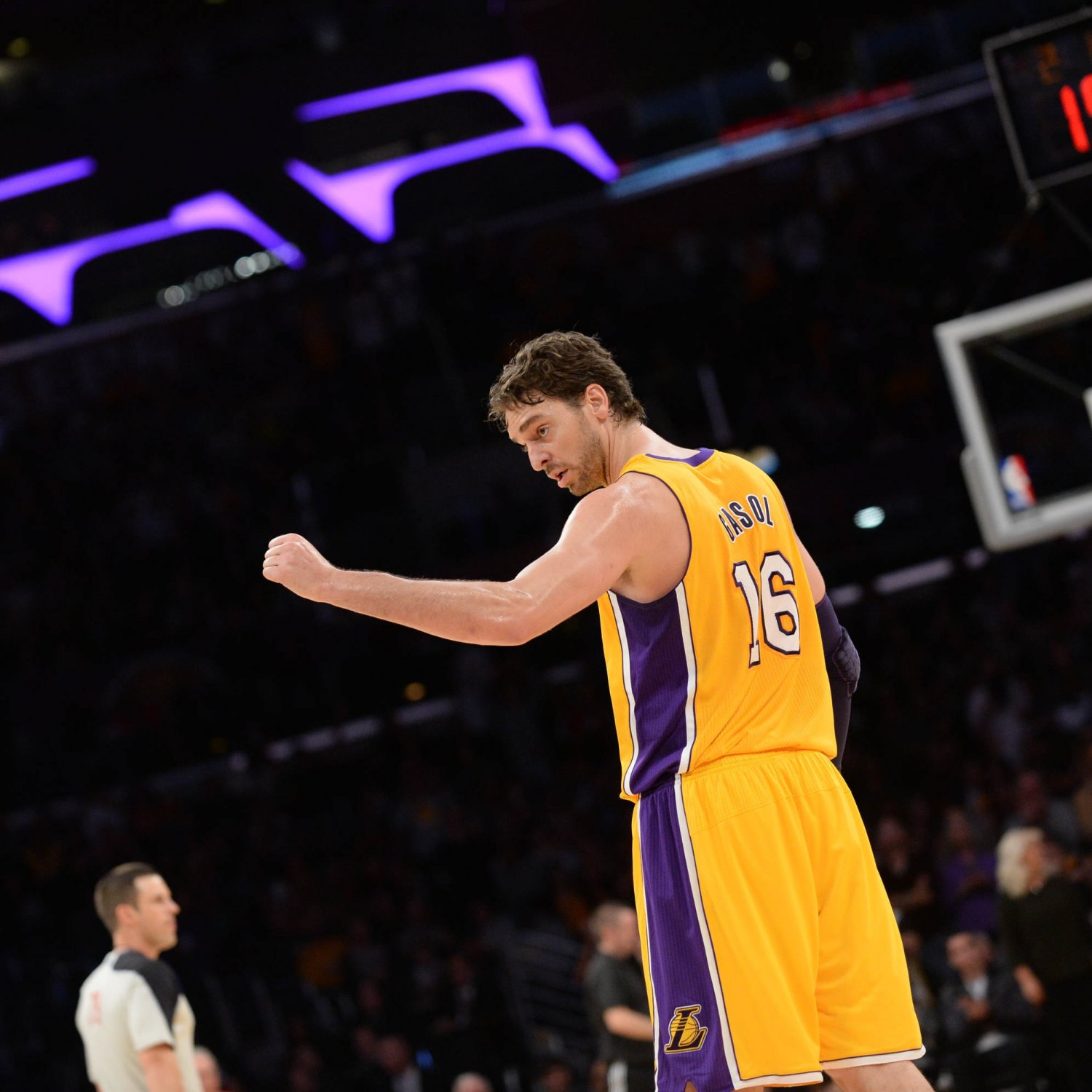 Lakers News: Latest Buzz Surrounding Pau Gasol, Kendall ...Lakers News
