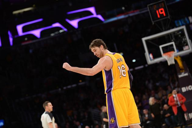 Lakers News: Latest Buzz Surrounding Pau Gasol, Kendall Marshall and More
