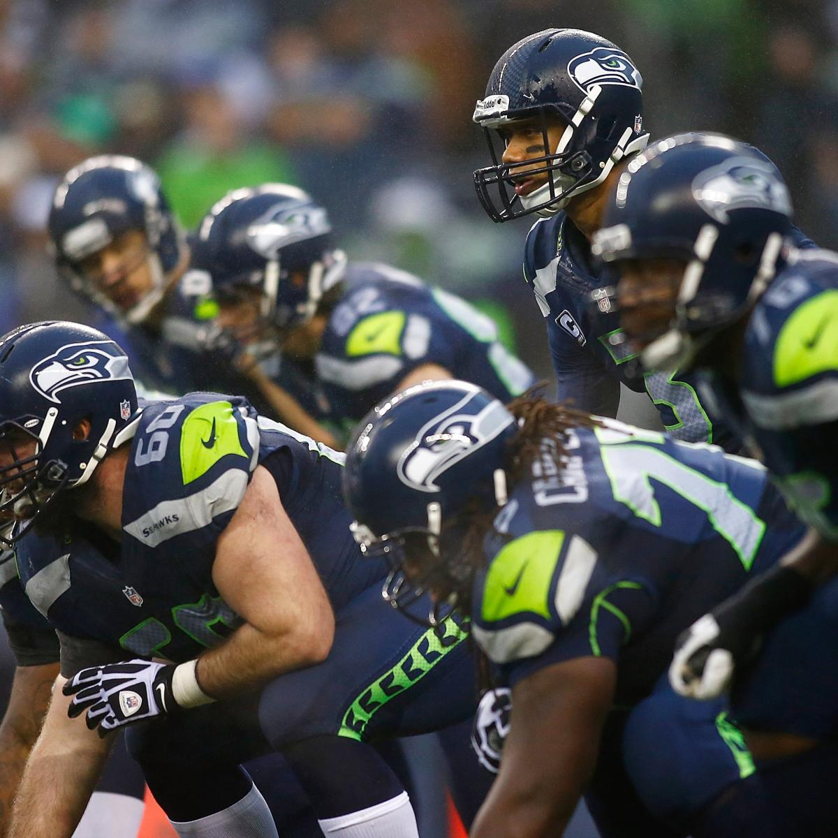Seattle Seahawks Schedule: NFL Playoff Predictions 2014: Early Projections For Super
