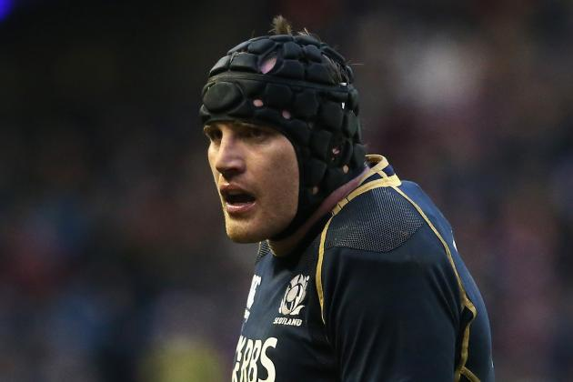 Scotland Lock Kellock Ruled out of 6 Nations