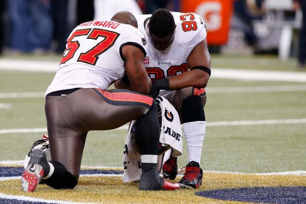 Bucs Defense 'Not Good Enough' vs. Rams