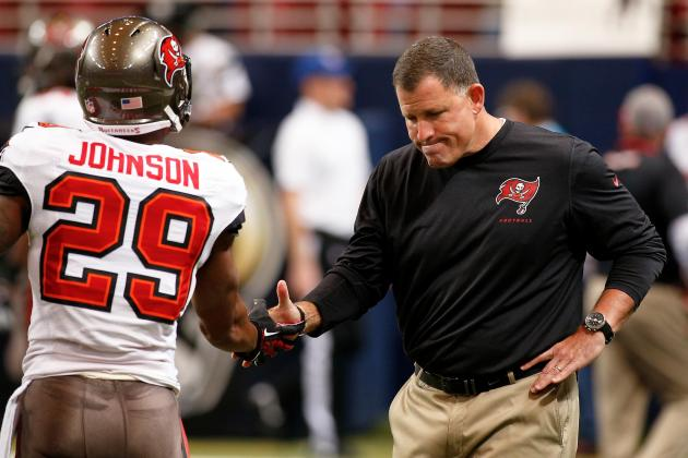 Bucs Surprised by Schiano's Non-Challenge