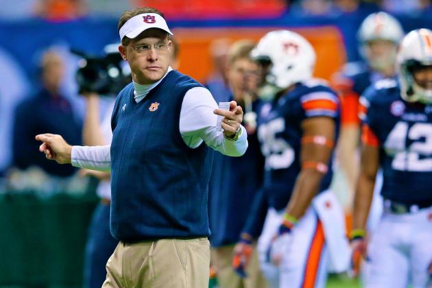 Gus Malzahn Named 2013 AP Coach of the Year