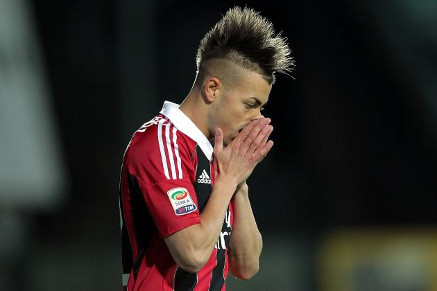 Stephan El Shaarawy: The Reasons for the Youngster's Dip in Form for AC Milan