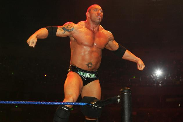 Possible Opponents for Batista's Potential WrestleMania Season Return to WWE