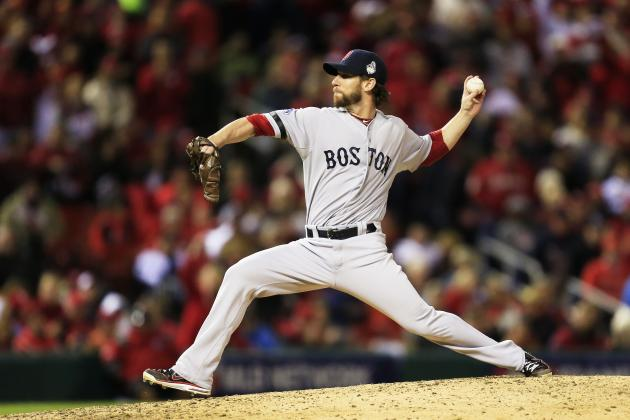 Red Sox Hurler Craig Breslow Dishes on Chemistry, Beards, Boston Strong and More