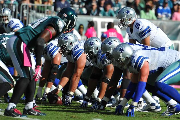 Cowboys vs. Eagles: Who Has the Edge at Every Position?