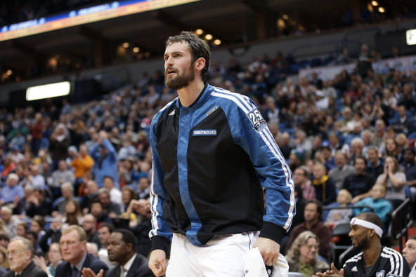 Is Kevin Love a Top 10 NBA Star?