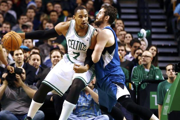 Roy Hibbert Says Celtics' Jared Sullinger Could Be 'Kevin Love of the East'