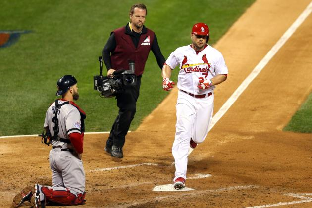 3 Areas Cardinals Should Focus on Heading into Spring Training
