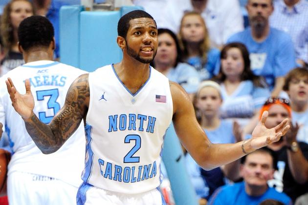 UNC Basketball: Leslie McDonald's Skill Set Exactly What Tar Heels Need