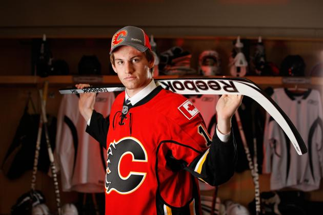 Flames Prospect Gillies Ready for WJC Exposure