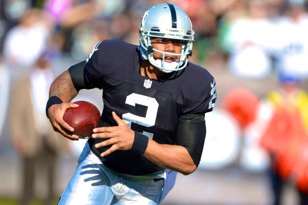 Terrelle Pryor Named Raiders Starter for Week 17 vs. Broncos