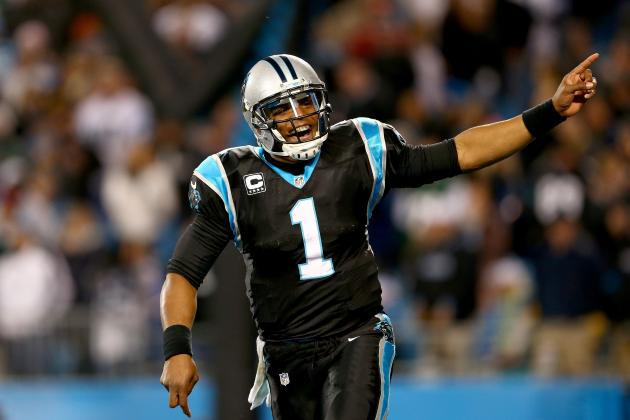 Carolina Panthers: Is Cam Newton Playing Well Enough for a Deep Playoff Run?