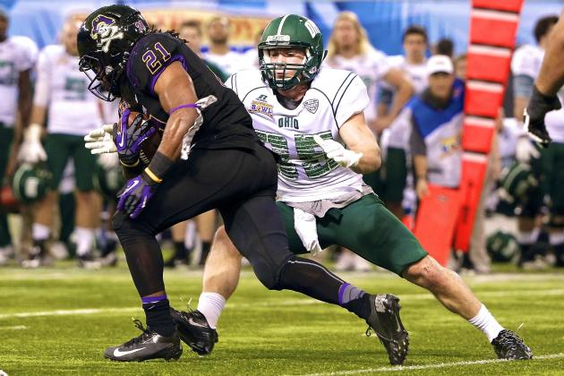 Beef 'O' Brady's Bowl 2013 ECU vs. Ohio: Live Score and Highlights