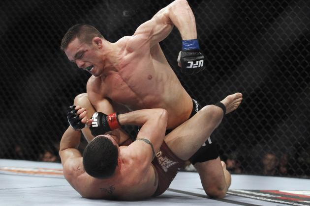 Jake Ellenberger on GSP: 'I Don't Think He's Going to Fight Again'