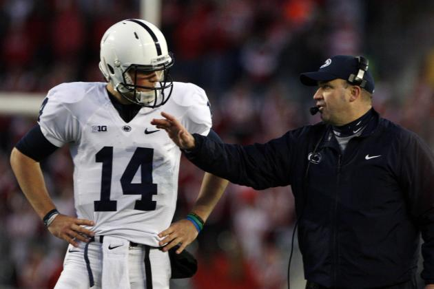 Penn State Football: Bill O'Brien May Leave, but It Won't Happen Now