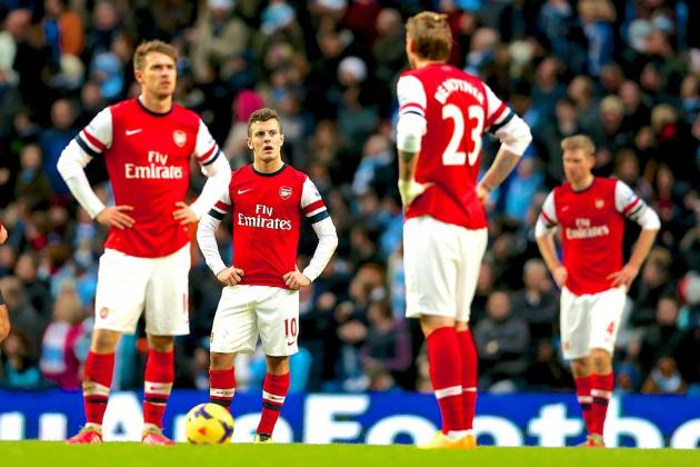 Arsenal Inhibited by Memories of Dortmund and Man City in Chelsea Stalemate