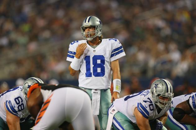 Who Can the Dallas Cowboys Bring in to Back Up Kyle Orton?