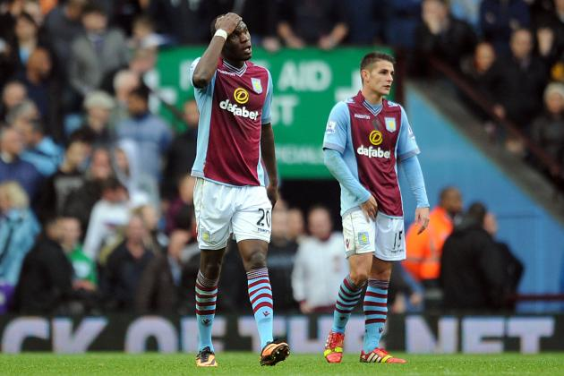 What Has Gone Wrong for Christian Benteke at Aston Villa This Season?