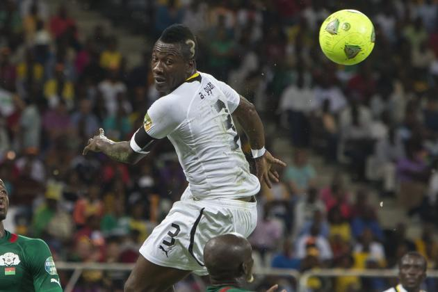 West Ham Transfer Rumours: Irons Wise to Show Interest in Asamoah Gyan