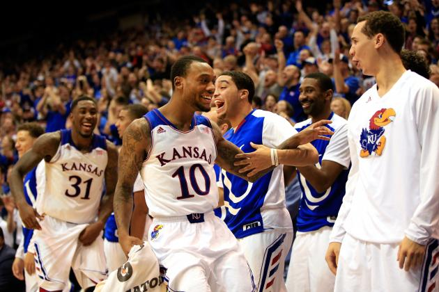 Kansas Basketball: Jayhawks Still Big 12 Favorites Despite Slow Start