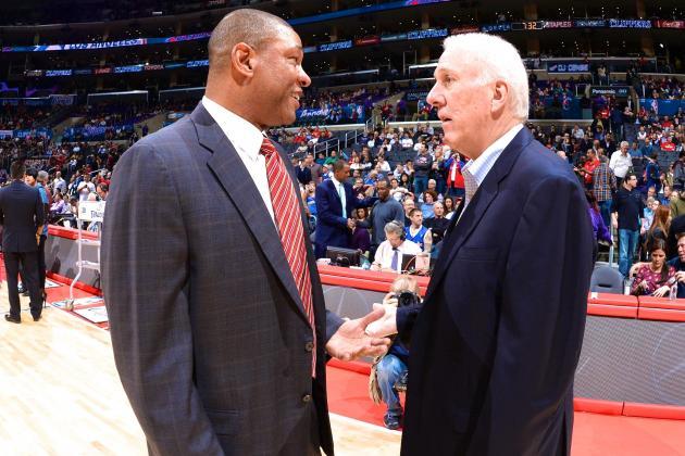 Shaking the NBA Coaching Trees